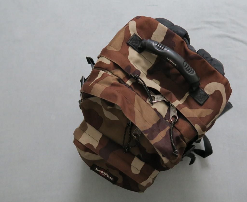 Eastpack camouflage